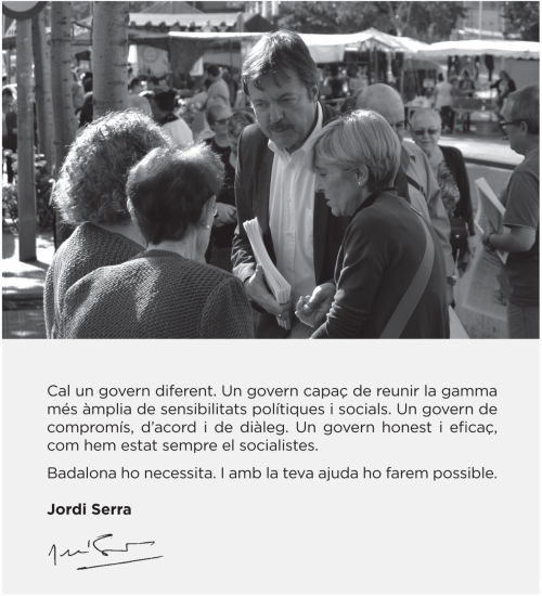Carta Jordi serra